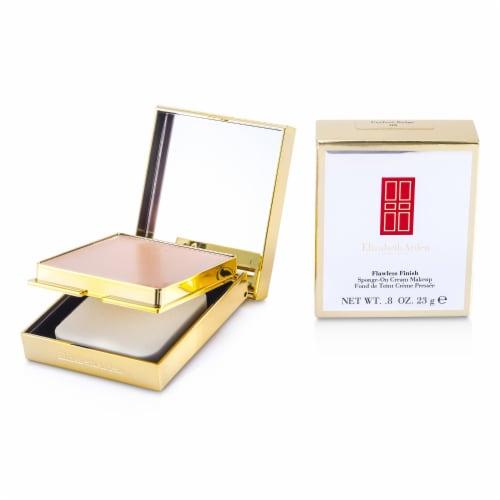Elizabeth Arden Flawless Finish Sponge On Cream Makeup (Golden Case)  03 Perfect Beige 23g/0. Perspective: front