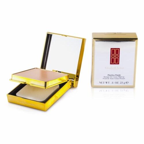 Elizabeth Arden Flawless Finish Sponge On Cream Makeup (Golden Case)  04 Porcelain Beige 23g/ Perspective: front