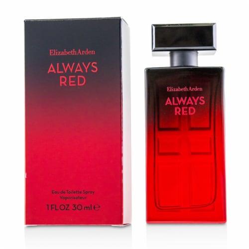 Elizabeth Arden Always Red EDT Spray 30ml/1oz Perspective: front
