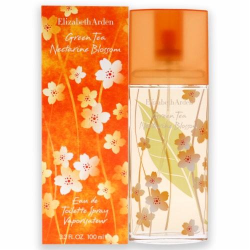 Elizabeth Arden Green Tea Nectarine Blossom EDT Spray 3.3 oz Perspective: front