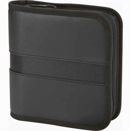 Case Logic CD Wallet - Black Perspective: front