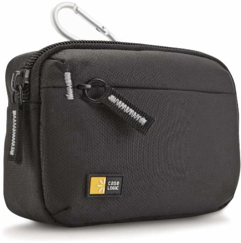 Case Logic® Medium Camera Case - Black Perspective: front