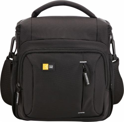Case Logic TBC 409 DSLR Shoulder Bag - Black Perspective: front