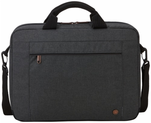 Case Logic Laptop Carrying Case - Gray/Black Perspective: front