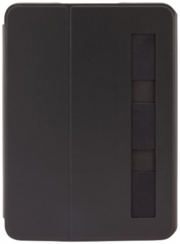 Case Logic SnapView 2.0 iPad Pro Case - Black Perspective: front