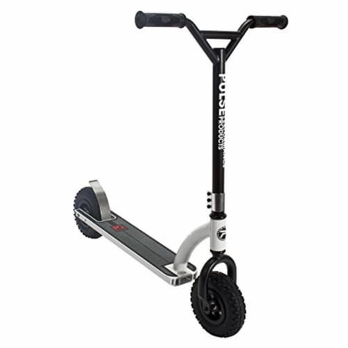 Bravo Sports 163136 DX1 Freestyle Dirt Scooter Perspective: front
