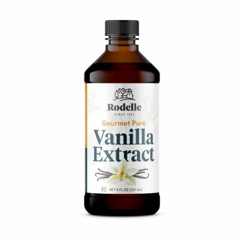 Rodelle Gourmet Pure Vanilla Extract Perspective: front