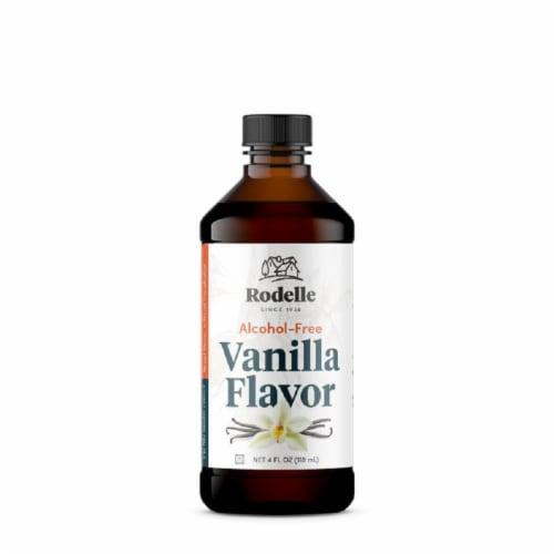 Rodelle Vanilla Flavor Perspective: front