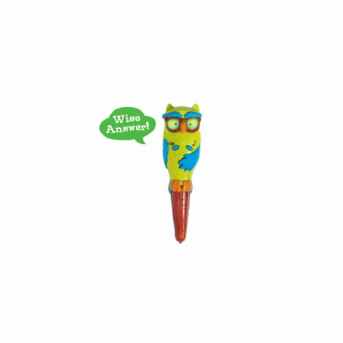 Educational Insights 2327 Hot Dots Jr. - Ollie The Talking Teaching Owl Perspective: front