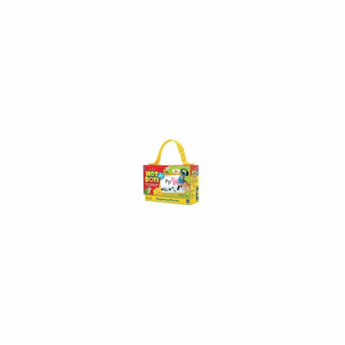 Educational Insights Hot Dots Jr Cards Beginning Phonics Perspective: front
