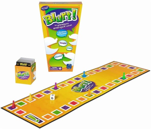 Educational Insights Blurt! Game Perspective: front