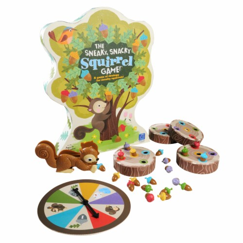 Educational Insights The Sneaky Snacky Squirrel Game Perspective: front