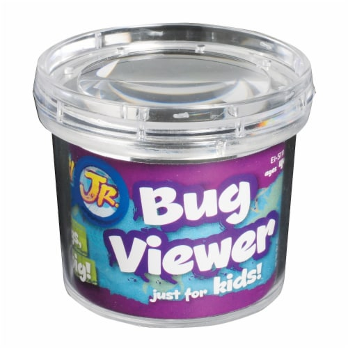 Educational Insights 5111 Geosafari Jr Bug Viewer Perspective: front