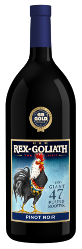 Rex-Goliath Pinot Noir Red Wine Perspective: front