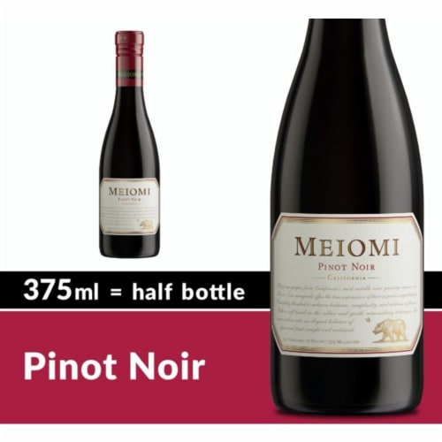 Meiomi Pinot Noir Red Wine Perspective: front