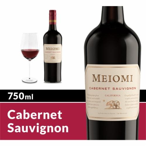 Meiomi Cabernet Sauvignon Red Wine Perspective: front