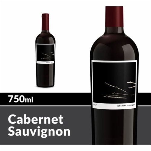 The Prisoner Wine Co. Cuttings Cabernet Sauvignon Red Wine Perspective: front