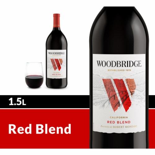 Woodbridge by Robert Mondavi Red Blend Red Wine Perspective: front