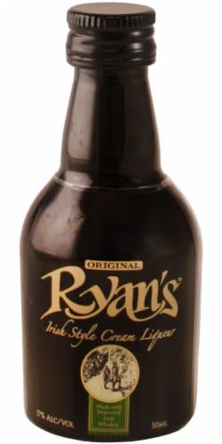 Ryan's Irish Style Cream Liqueur Perspective: front