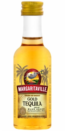 Margaritaville Gold Tequila Perspective: front