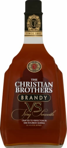 Christian Brothers Brandy Perspective: front