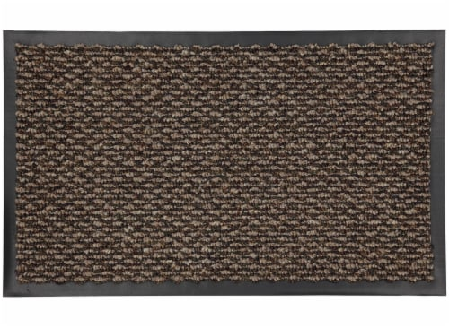 Mohawk Home Simply Awesome Earth Jewel Rug - Brown Perspective: front