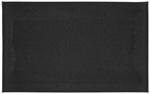 Mohawk Home Anti-Fatigue Doormat - Black Perspective: front
