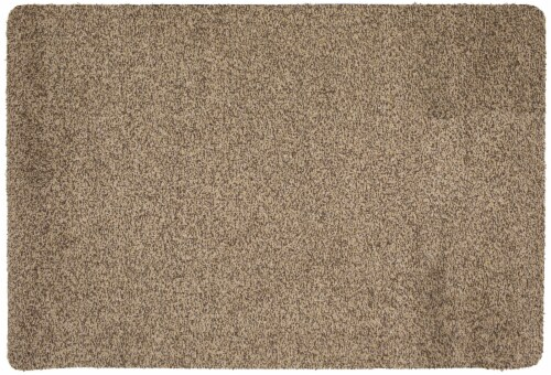 Mohawk Home Dover Absorbo Bath Mat - Brown Perspective: front