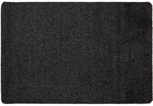 Mohawk Home Dover Absorbo Bath Mat - Charcoal Perspective: front