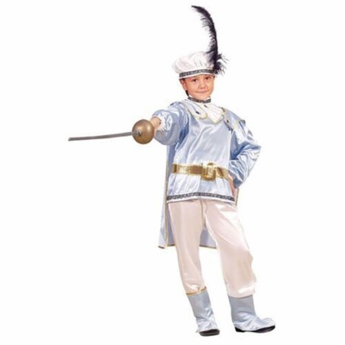 Dress Up America 737-S Prince Charming Costume, X-Large Perspective: front