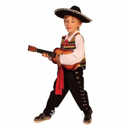 Dress Up America 483 - M Mexican Mariachi Perspective: front