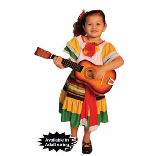 Dress Up America 484 - L Mexican Dancer Perspective: front
