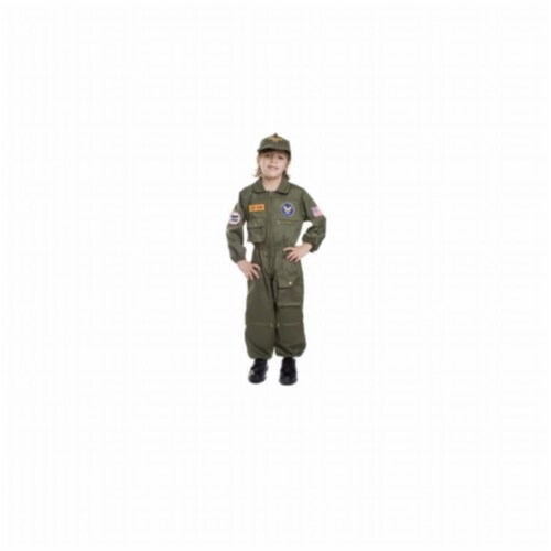 Dress Up America 487 - T4 Air Force Pilot Perspective: front