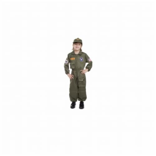 Dress Up America 487 - L Air Force Pilot Perspective: front