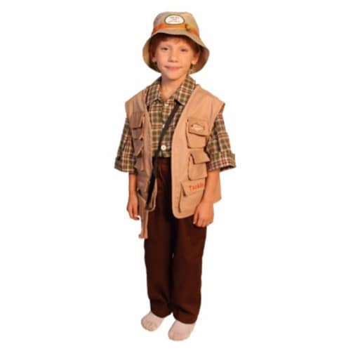 Dress Up America 495 - T4 Fisherman Costume Perspective: front