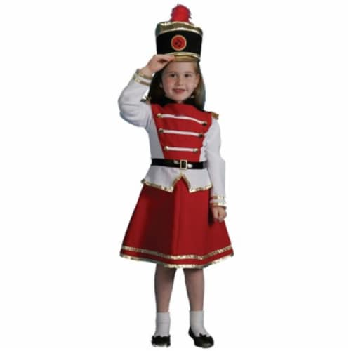Dress Up America 502 - L Drum Majorette Perspective: front