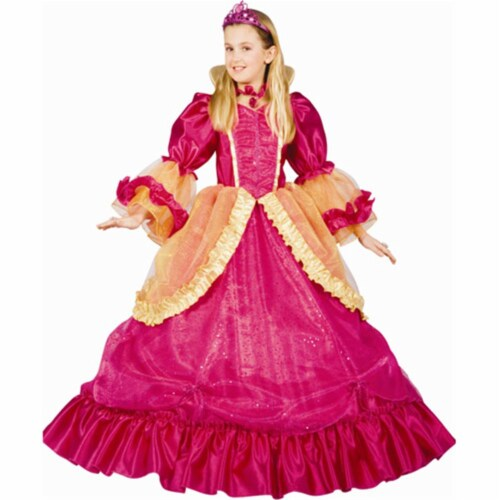 Dress Up America 539-S Pretty Princess - Size Small Perspective: front