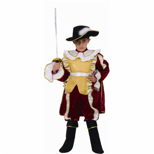 Dress Up America 541-T4 New Noble Knight - Size T4 Perspective: front