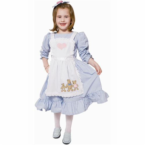 Dress Up America 547-L Goldilocks Fairytale - Size Large Perspective: front