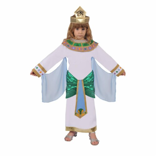 Dress Up America 567-S Egyptian Girl - Size Small 4-6 Perspective: front