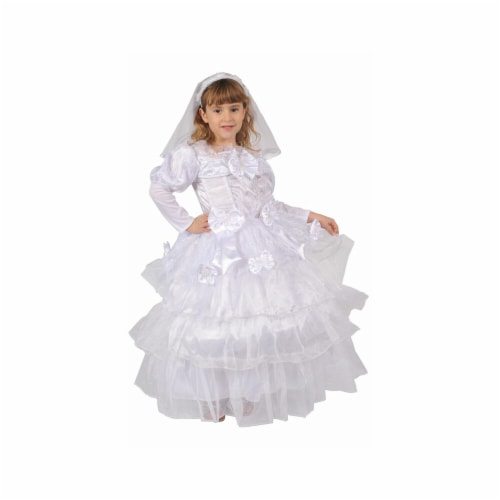 Dress Up America 568-M Exquisite Bride - Size Medium 8-10 Perspective: front