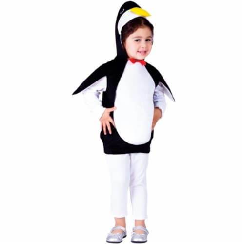 Dress Up America 767-T4 Happy Penguin Costume, T4 Perspective: front