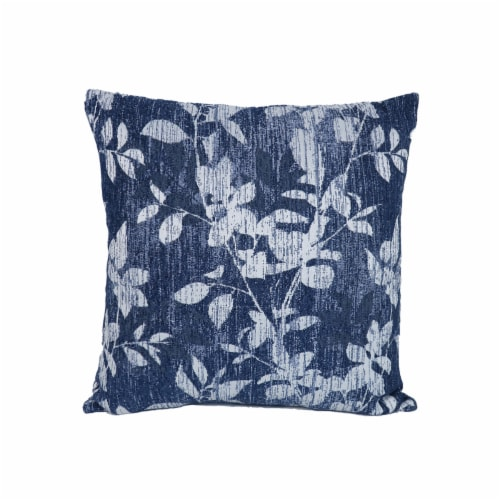 Arlee Home Fashions Blue Moon Heather Pillow Perspective: front