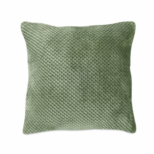 Arlee Home Fashions Decor Pillow - Heavenly Sage Perspective: front