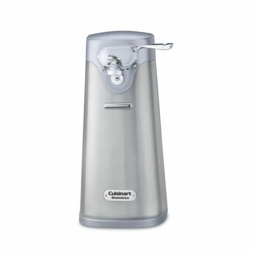 Cuisinart Deluxe Can Opener - Stainless Steel Perspective: front