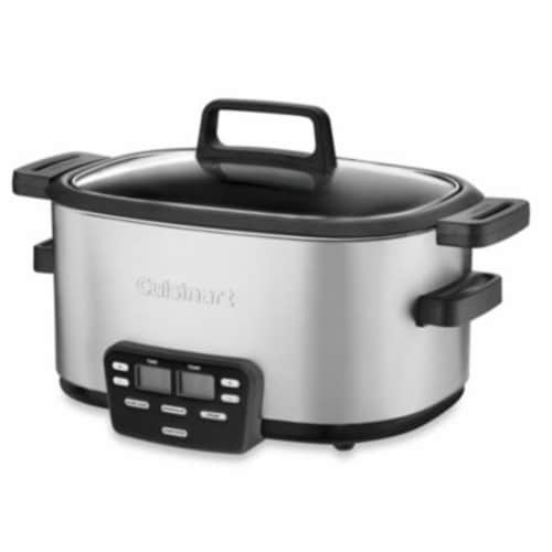Cuisinart Cool Central 3-in-1 Multicooker Perspective: front