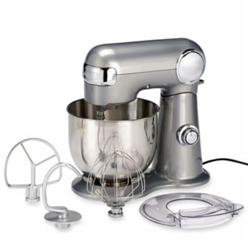 Cuisinart Stand Mixer - Silver Lining Perspective: front
