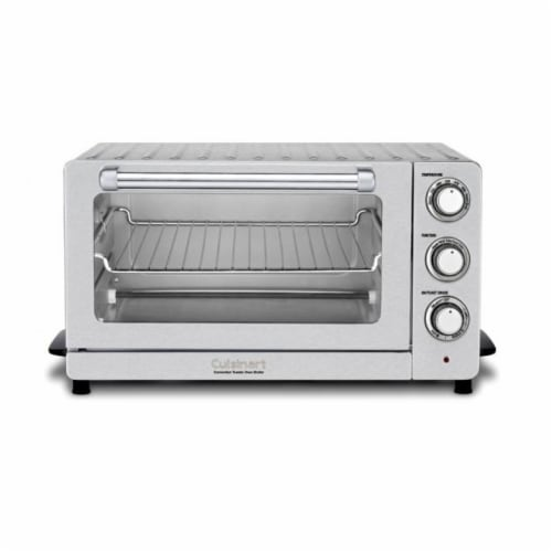 Cuisinart Convection Toaster Oven Broiler - Stainless Steel Perspective: front