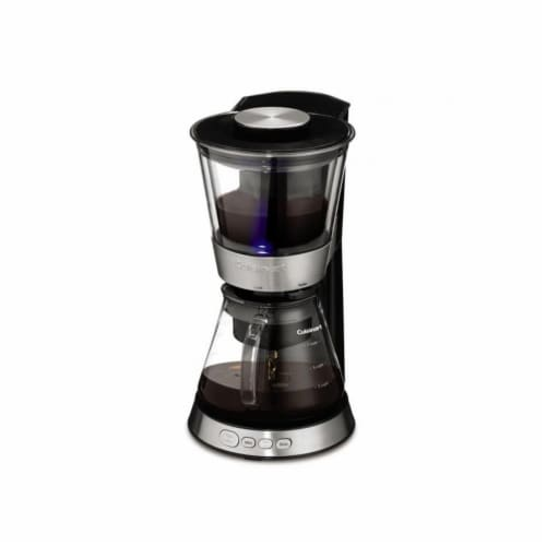 Cuisinart 7-Cup Cold Brew Coffeemaker Perspective: front