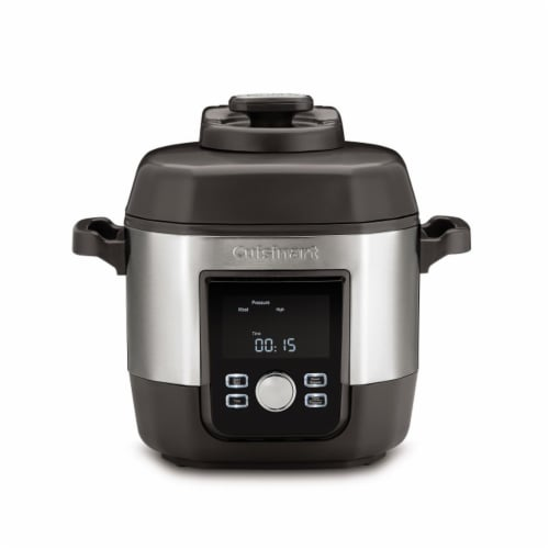 Cuisinart High Pressure Multicooker Perspective: front